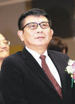 長華科董事長黃嘉能 本報系資料庫