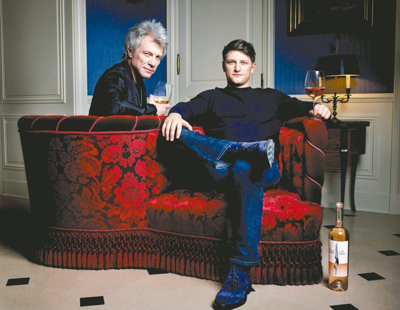 瑞銀集團(UBS)續推年輕繼承人計畫,舉辦雞尾酒會,藉此拉攏新世代客戶。圖為邦喬...