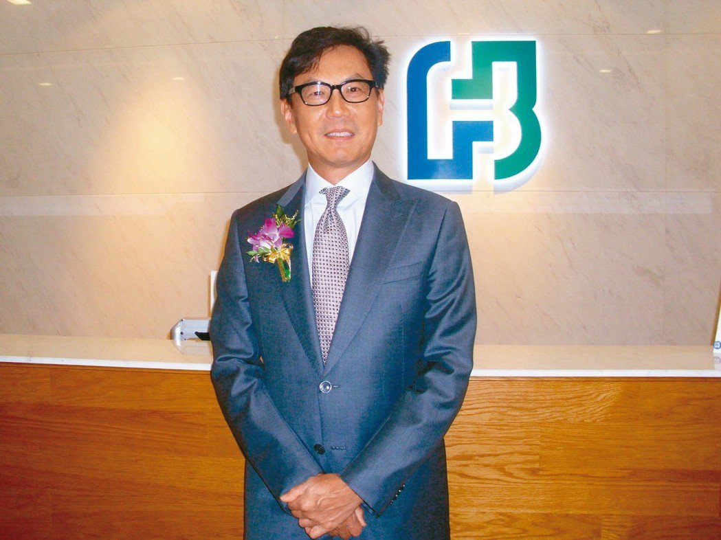 富邦集團董事長蔡明忠