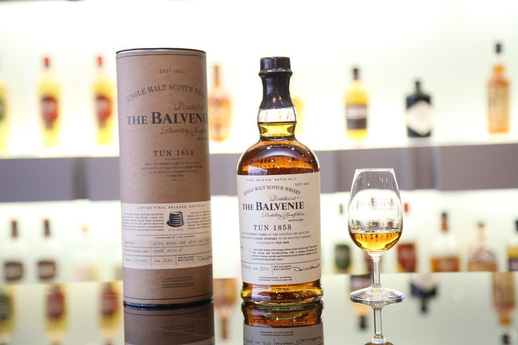 THE BALVENIE Tun 1858 Batch No.7百富1858號桶...
