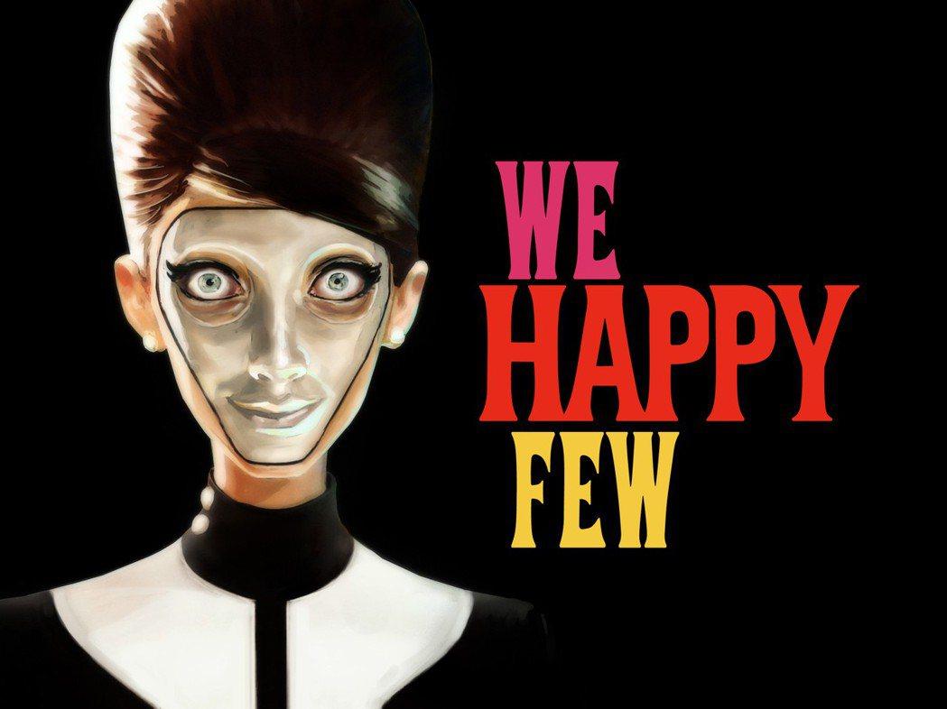 We Happy Few《少數幸運兒》即刻登陸 Xbox One。