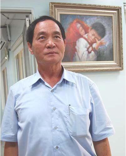 南六企業公司董事長黃清山。 不織布公會/提供