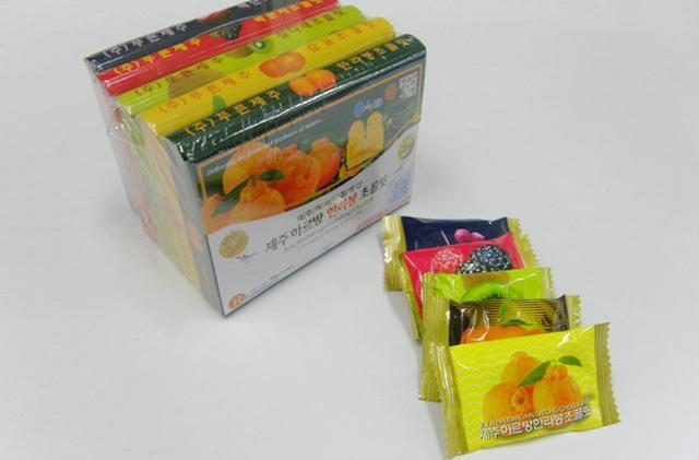 濟州島巧克力。 圖/tw.gigacircle.com