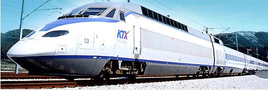 KTX高速列車券。 圖/韓國觀光公社