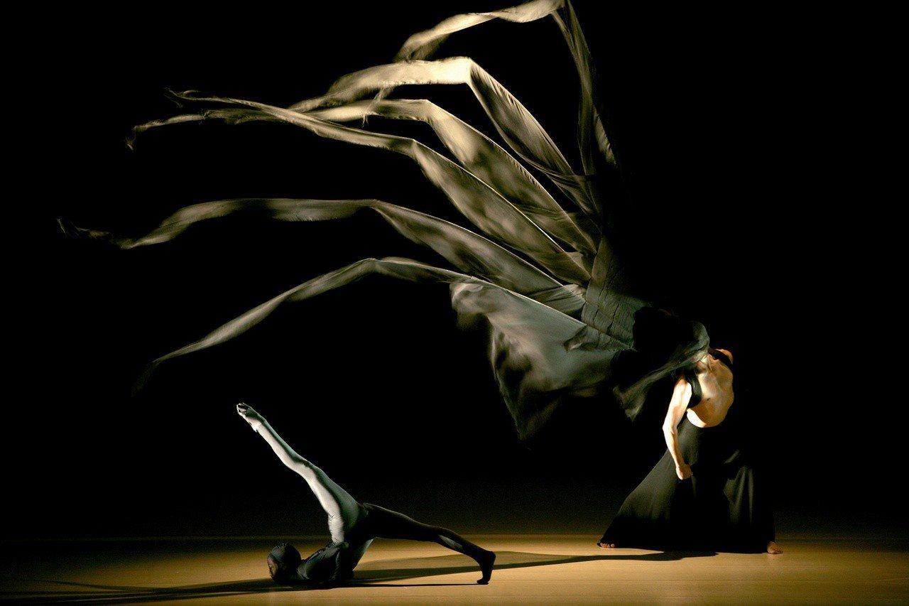 雲門舞集《風 ‧ 影》。圖/雲門提供