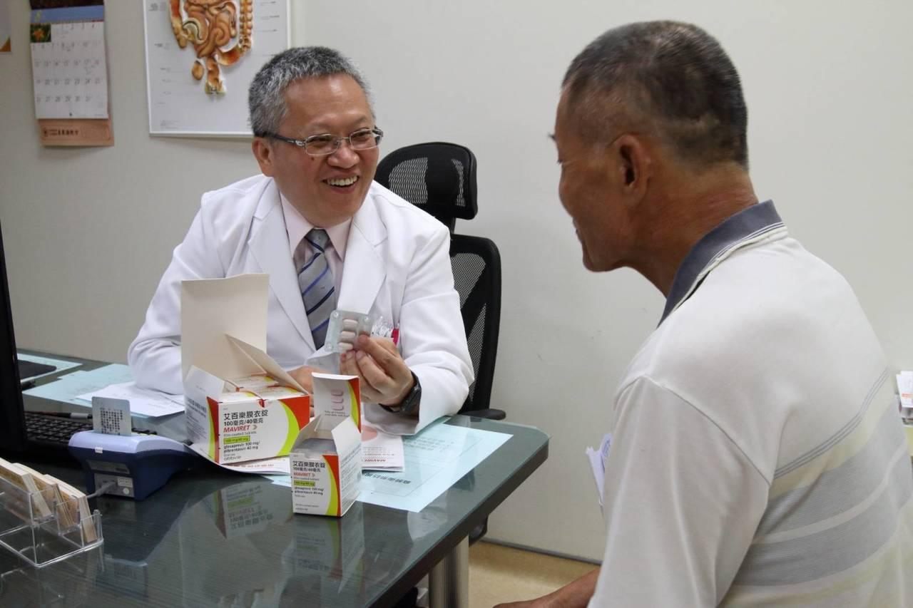 肝病讓人生彩色變黑白 健保局核准C肝新藥造福患者