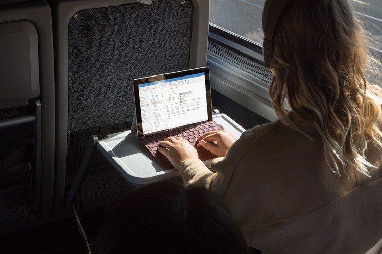 Surface Go建議售價家用版12,888元起,商用版14,488元起。圖/...
