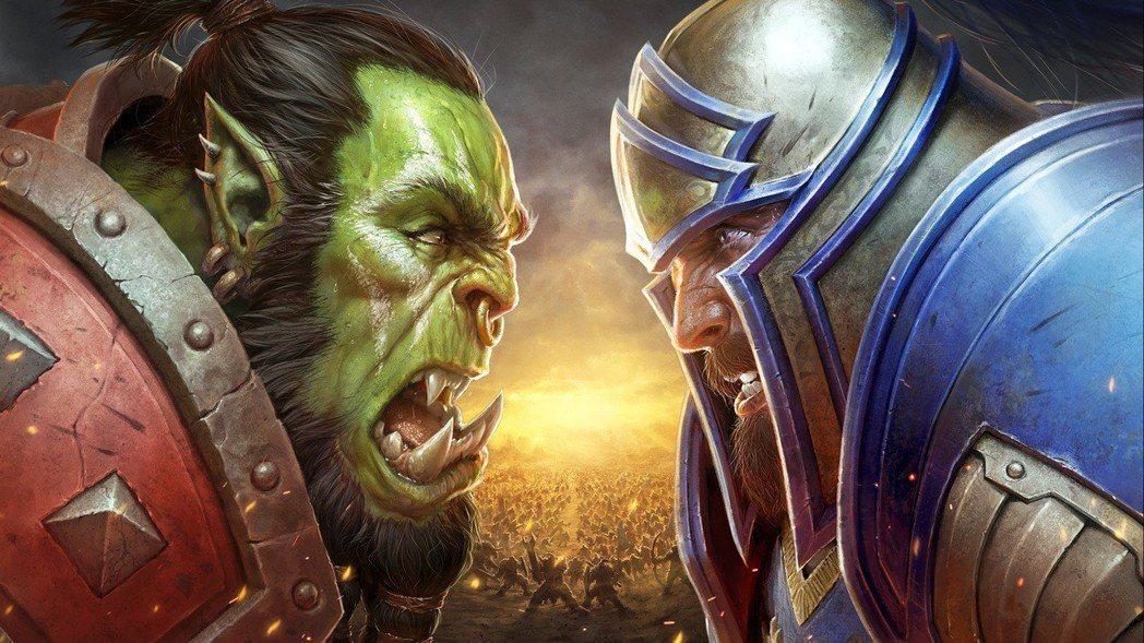 《魔獸世界:決戰艾澤拉斯》今(14)日正式上線