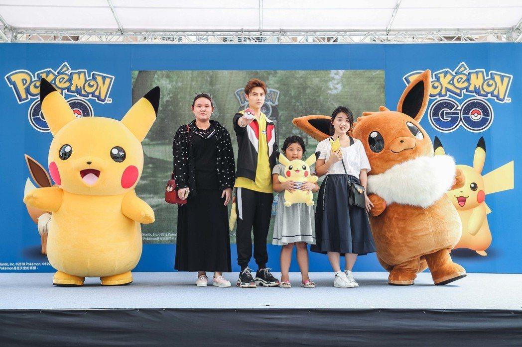 3位幸運獲選的粉絲不但成為王子為期一週的Pokémon GO朋友,還獲得王子親贈...