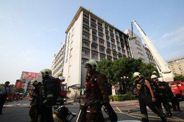 13日清晨,台北醫院護理之家失火,這場火警總計造成九死多人輕重傷。 圖/聯合報系資料照