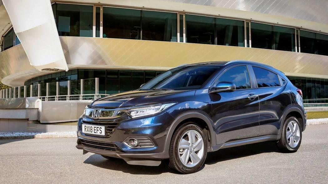 不僅動力更新,外觀與內裝更是進行了幅度不算小的改進。 摘自Honda