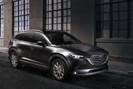 2019 Mazda CX-9升級上市!售價32,280美元起