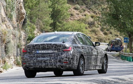 純電版全新BMW 3-Series 完全衝著Tesla Model 3而來!