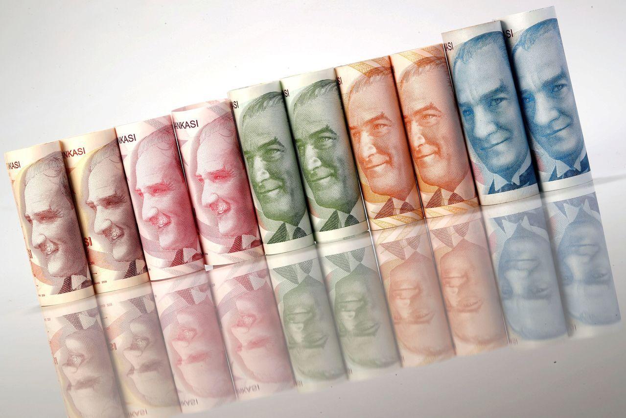 土耳其里拉下跌逾7%,率阿根廷披索和南非蘭特等新興市場貨幣下跌。路透