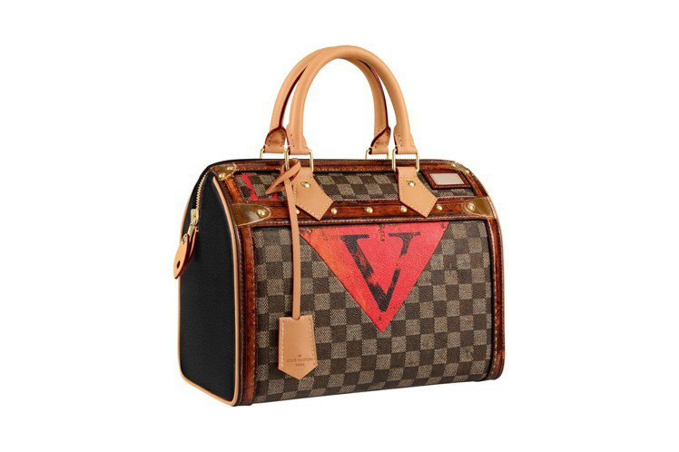 Time Trunk Speedy手袋,售價84,500元。圖/LV提供