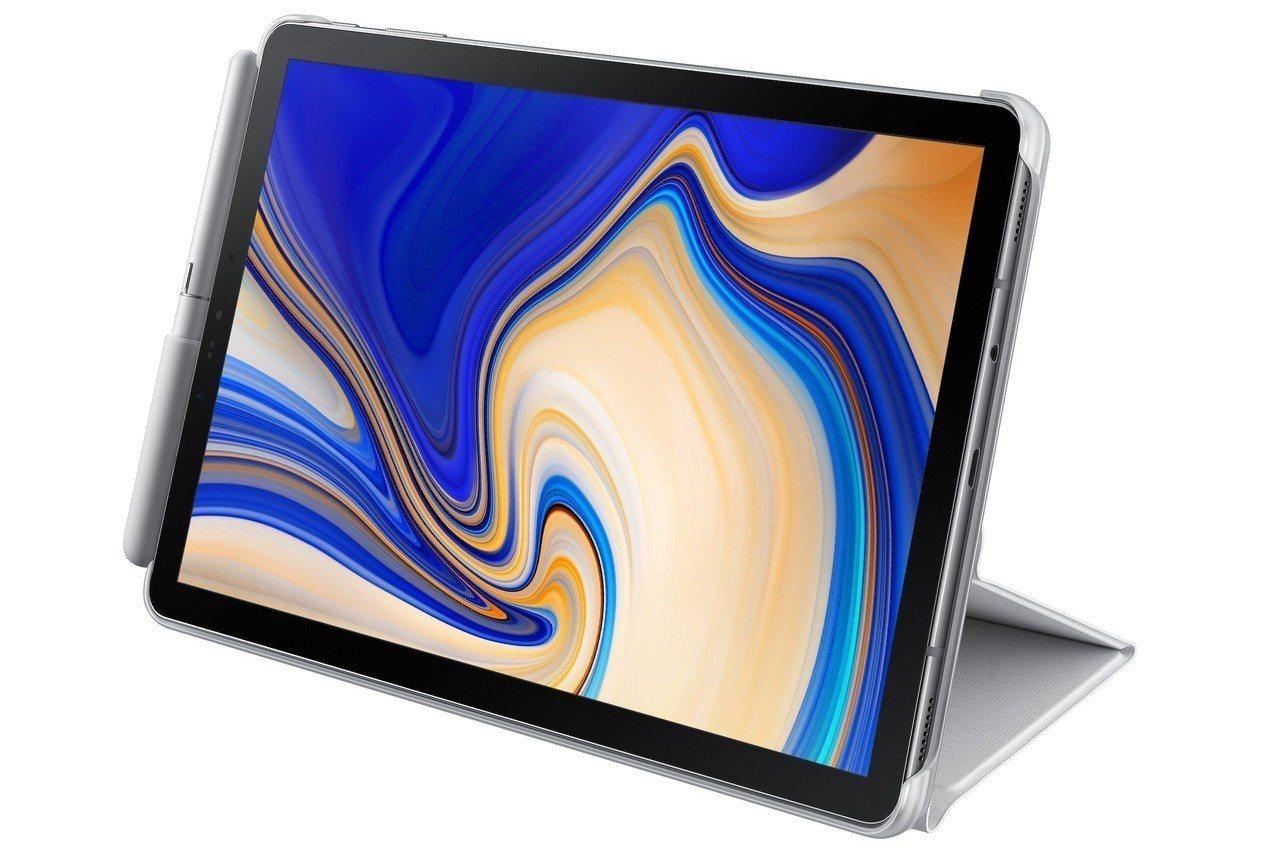 Samsung Galaxy Tab S4配備4組AKG調教立體聲喇叭及S Pe...