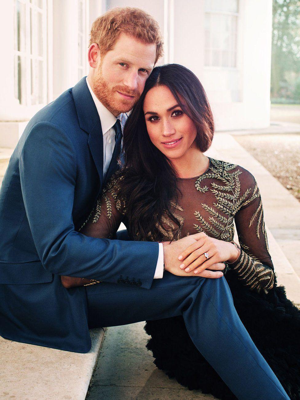 梅根與哈利王子的婚後生活也是各方關注的焦點。圖/路透資料照片