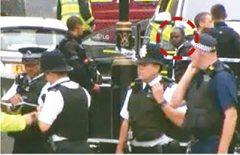 英國會大廈 又遭汽車恐攻
