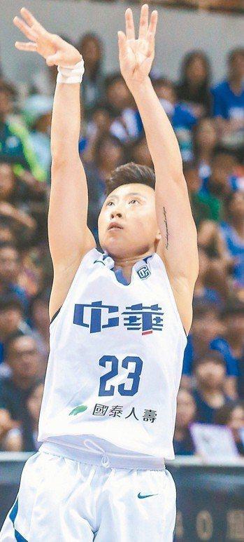 中華藍隊彭詩晴 報系資料照
