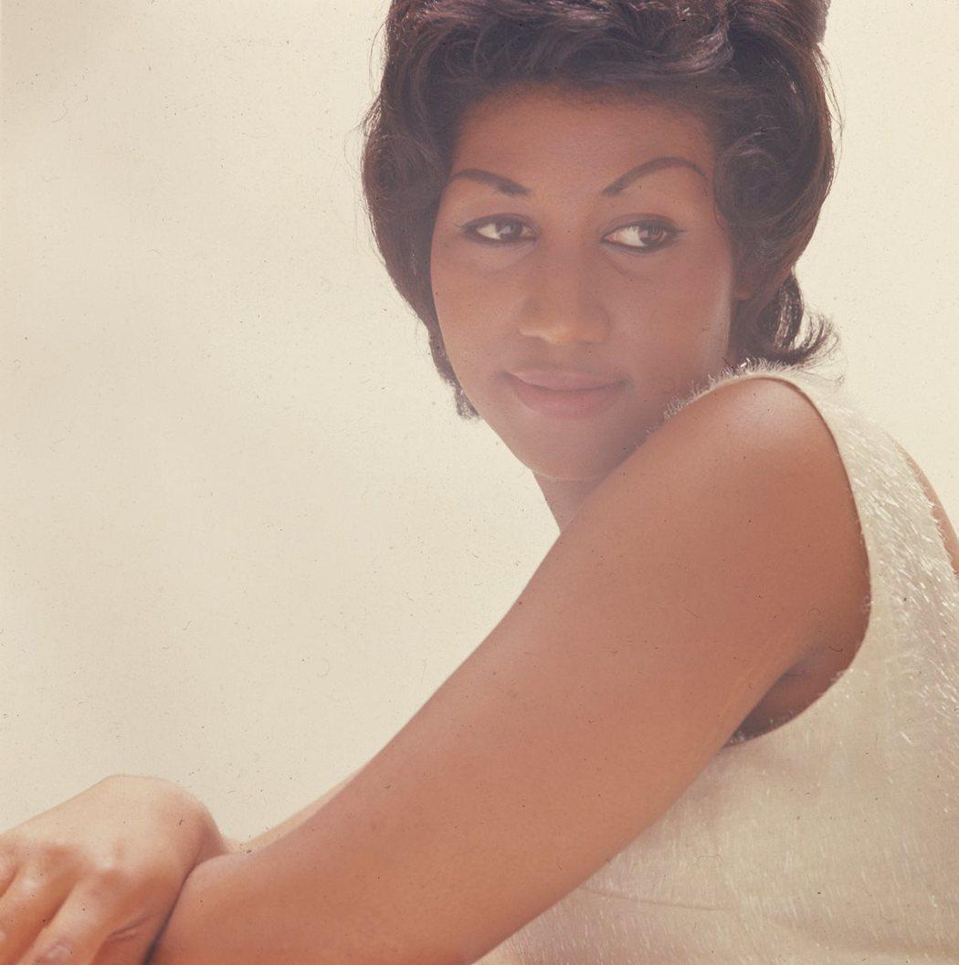 艾瑞莎弗蘭克林(Aretha Franklin)。圖/擷自臉書