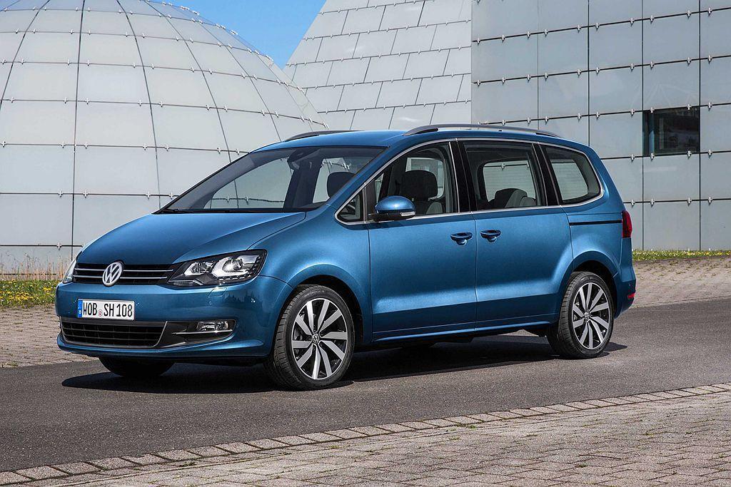 重新導入台灣市場的福斯Sharan 280 TSI Comfortline、搭載1.4L TSI渦輪動力並開出154.8萬台幣起的優惠價格。 圖/Volkswagen提供