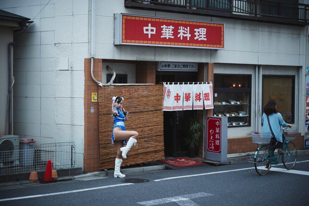 開店啦!歡迎光臨。圖/截自日本Red Bull