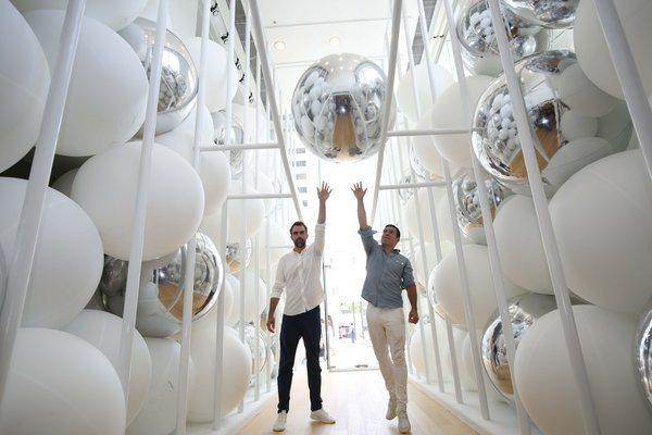 海港城聯乘美國著名設計團隊SNARKITECTURE舉行香港首個互動藝術裝置企劃...