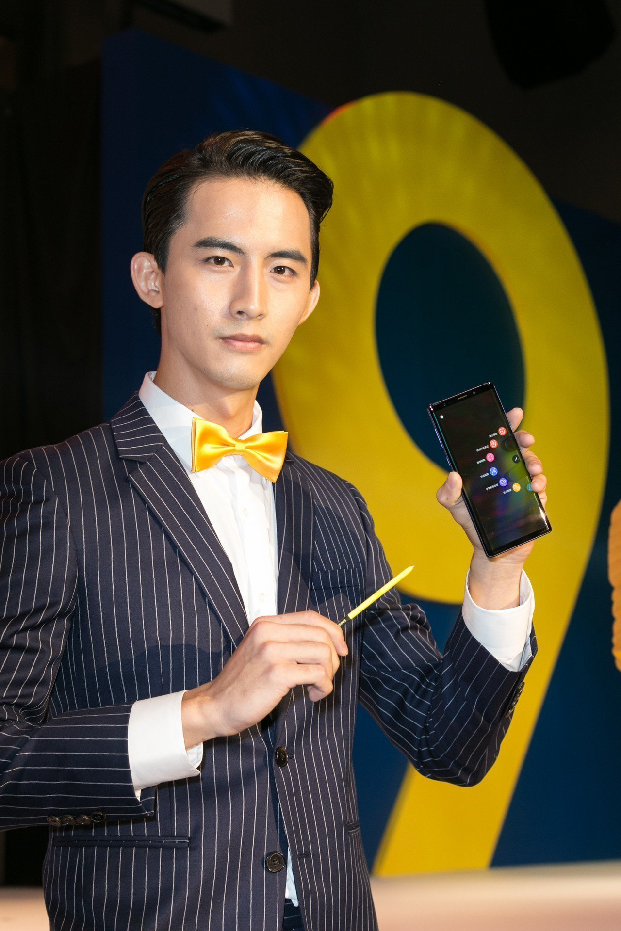 Samsung Galaxy Note 9的S Pen支援低功耗藍牙功能,可遠端...