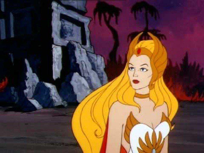 神力女超人神娃公主曾是不少小女生期盼成為的榜樣。圖/摘自imdb