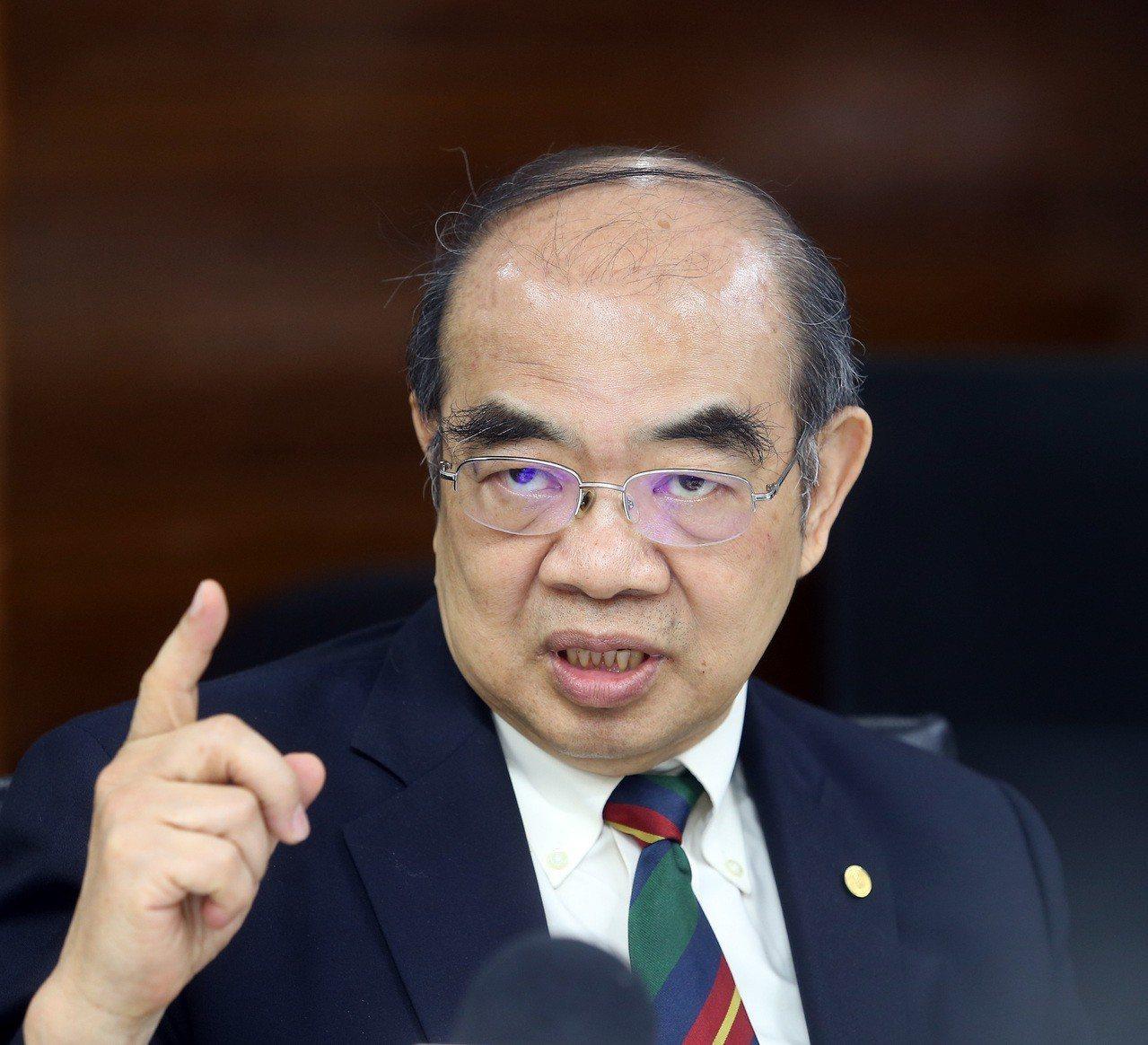 教育部前部長吳茂昆上任後,爭議連環爆。 圖/聯合報系資料照片