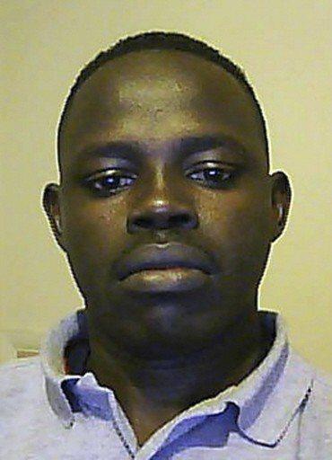 蘇丹裔英國人哈特14日疑似在國會大廈附近發動恐攻。 (美聯社)