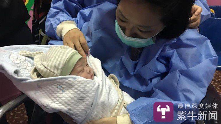 吳夢和她的孩子 圖/翻攝自紫牛新聞