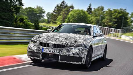 搭載最強四缸引擎 全新BMW 3-Series預告發表