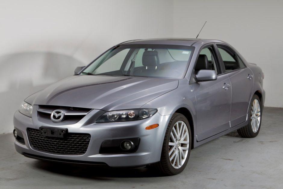 第一代 Mazdaspeed6外觀比起一般版本多了點運動感。 摘自Bring a...