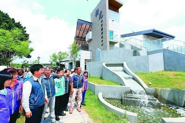 新光水資中心