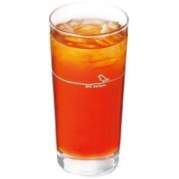 摩斯的冰紅茶很受歡迎 圖片來源/mos官網