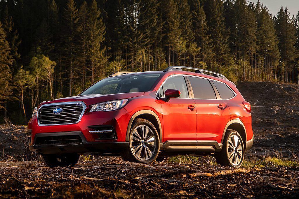 所幸受影響的Subaru Ascent只有293輛,當中也只有9輛已經出售給消費者。 圖/Subaru提供