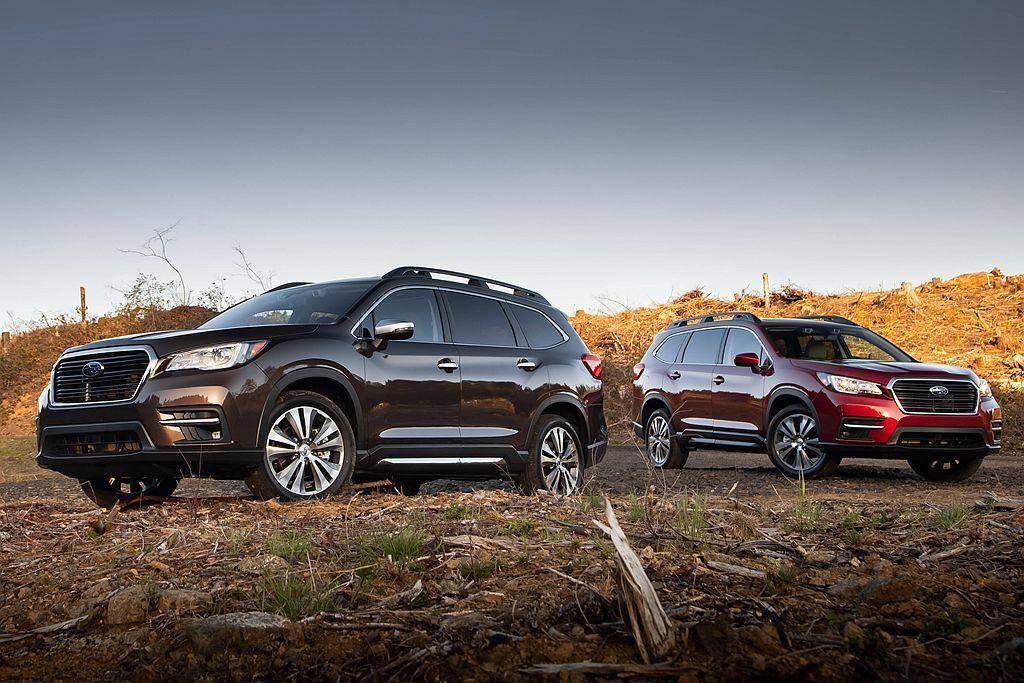 Subaru Ascent中大型休旅車,尚未開賣前就獲得許多訂單,但日前卻驚傳召回。 圖/Subaru提供