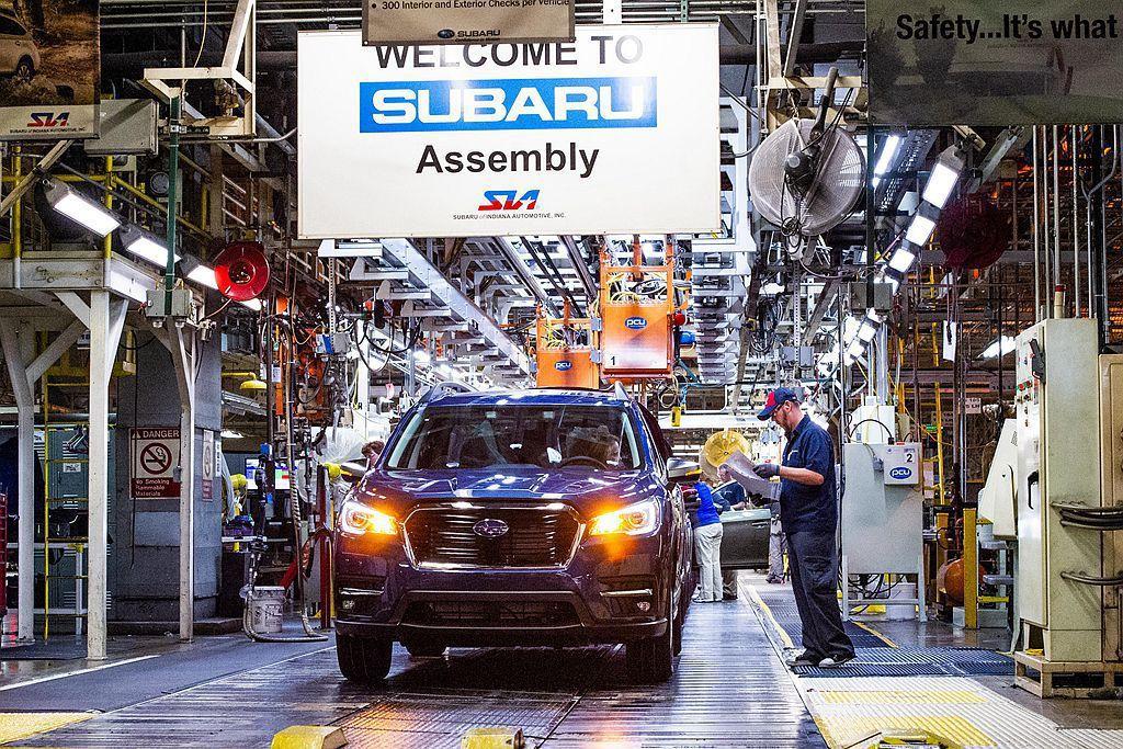 Subaru Ascent才在5月進入量產程序、6月開始交車,至今在美國已經賣出...