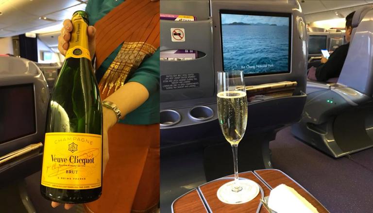 香檳-Veuve Clicquot Brut 圖文來自於:TripPlus ...