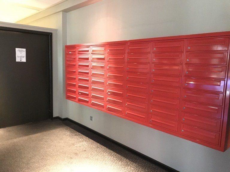 還有保留郵局信箱作為裝飾 圖文來自於:TripPlus