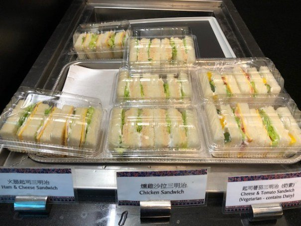 還有盒裝三明治 圖文來自於:TripPlus