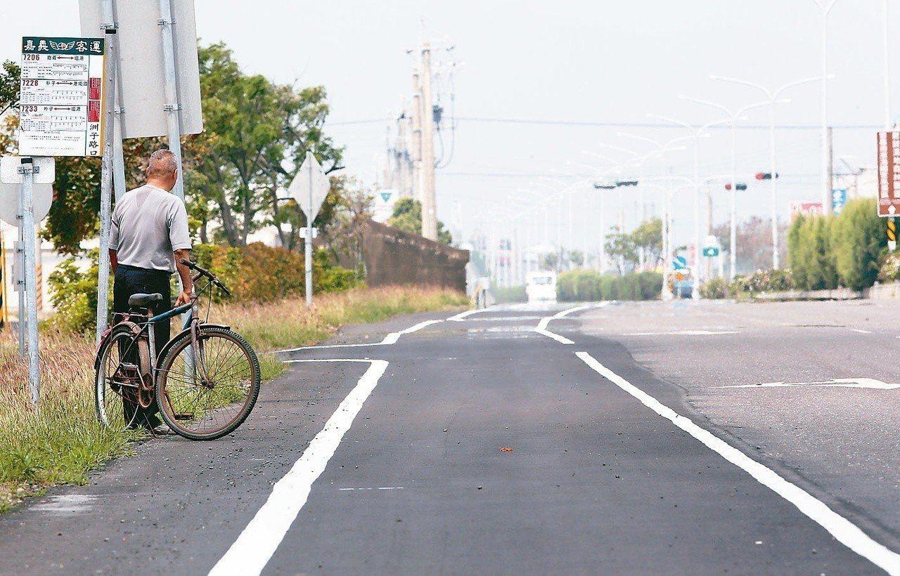 偏鄉地區交通運輸不便利,交通部公路總局研擬改善。聯合報系資料照片