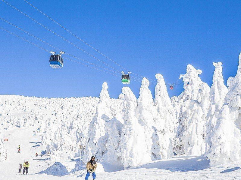 易遊網推出由認證教練所帶領的日本滑雪營。圖/易遊網提供