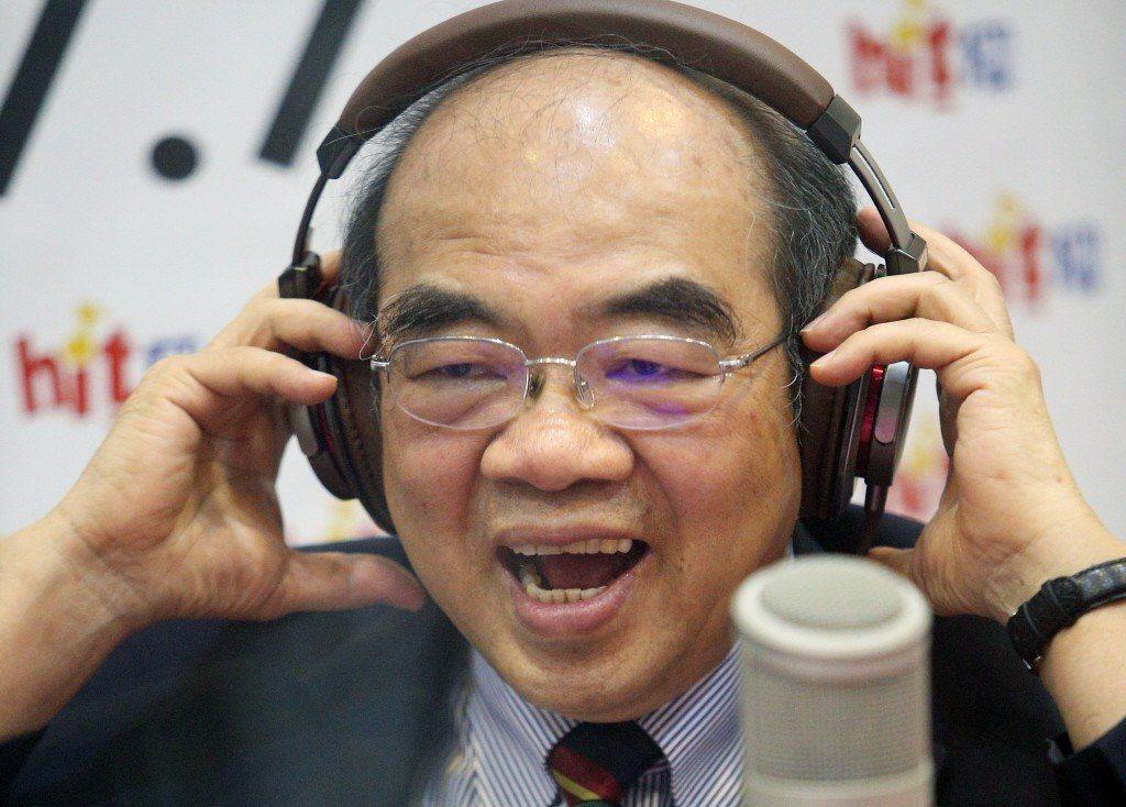 教育部長吳茂昆。聯合報系資料照