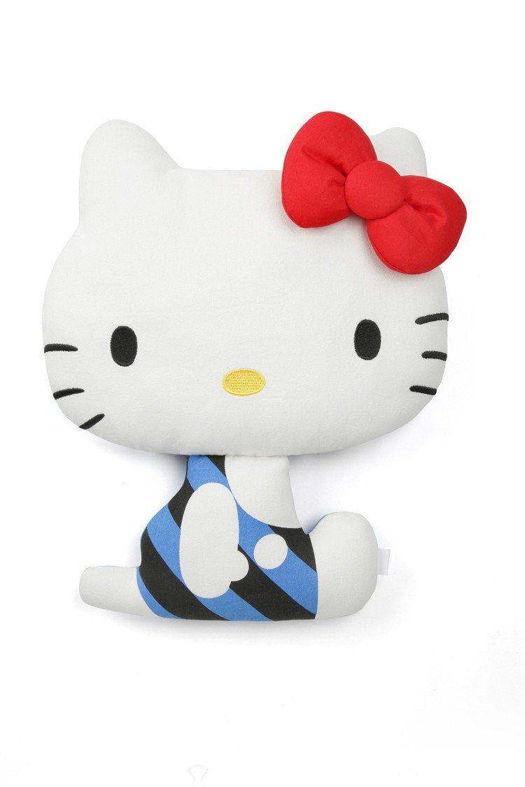 :CHOCOOLATE和Hello Kitty聯名系列造型小抱枕,1,459元。...