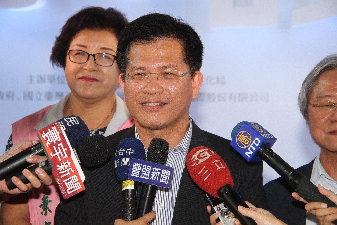 中國大陸網友揚言抵制85℃,台中市長林佳龍今天被問及此議題時表示,此事反映出中共...
