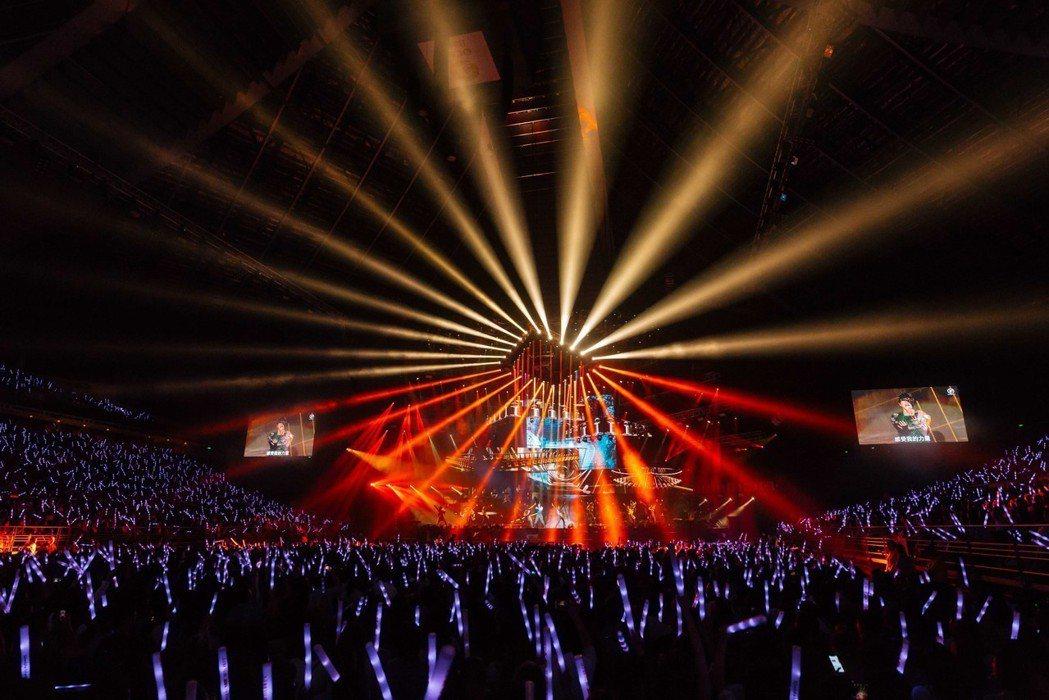 林俊傑15日重返家鄉新加坡開唱。圖/JFJ Productions提供