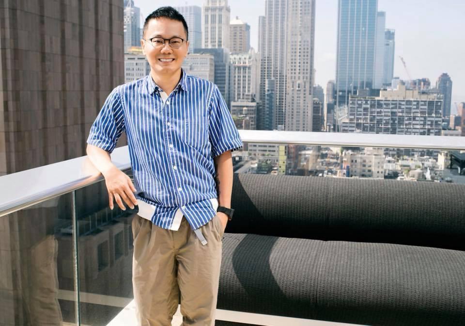 華納大中華區前總裁陳澤杉傳在紐約買下賈斯汀豪宅。圖/摘自臉書