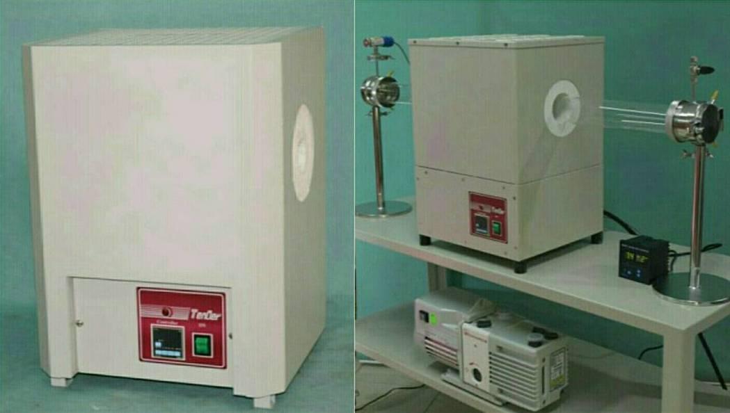 天統科儀「一體成型1100度管狀高溫爐」溫度精準度高,其將溫控箱及主體整合為一的...